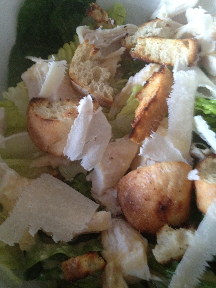 Caesar Salad Recipe Hairy Bikers