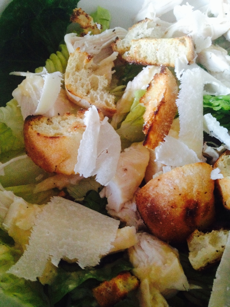 Good Housekeeping Chicken Caesar Salad