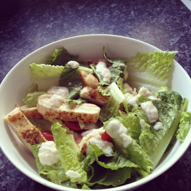 Hairy Bikers Chicken Caesar Salad Recipe