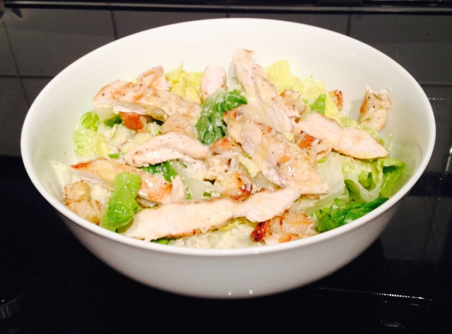 Gordon Ramsay Big Caesar Salad by Caesar's Girl