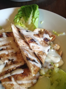 Chicken Caesar Salad - The Horseshoe, Warlingham