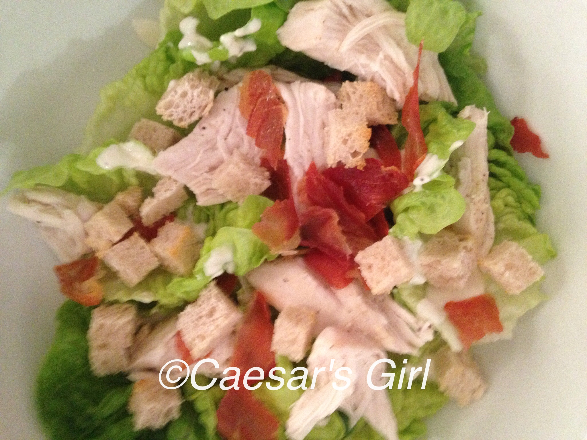 how to make low fat caesar salad dressing