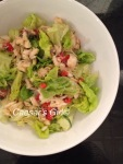 Crab Salad with Caesar Vinaigrette